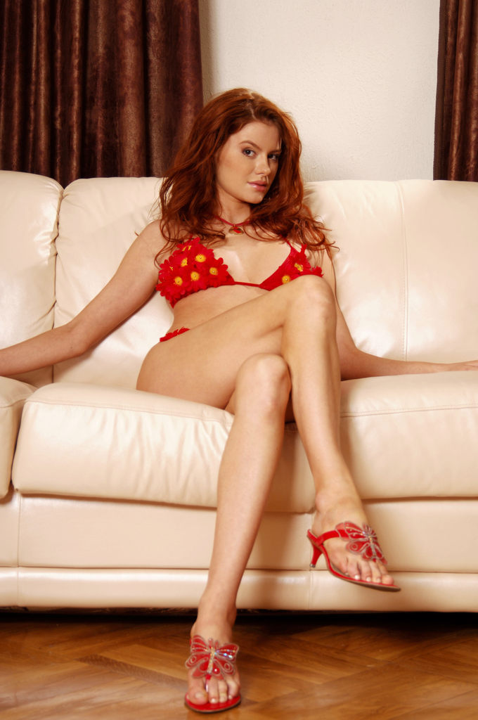 Рыжая модели эротическом фото фото 519-575