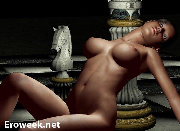 Pics naked bondage girls