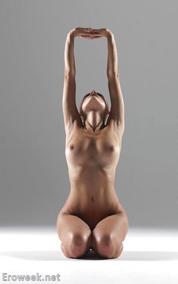 Голая гимнастика и йога фото 227-885