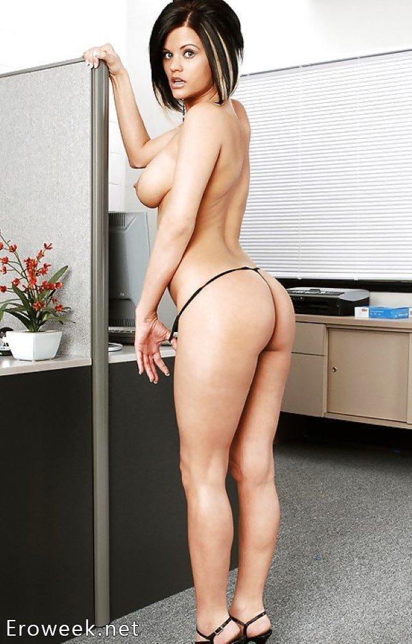 Красивые голые секретарш 24 фотография
