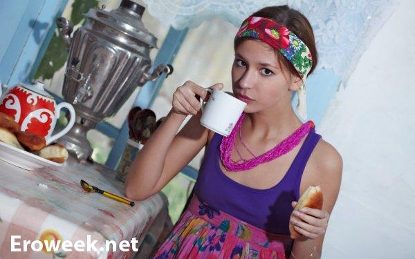 Эротика с истинно русской Afrodita (15 фото)