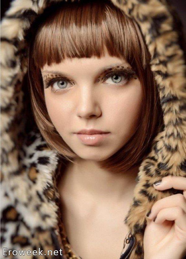 Лица женщин с красивыми глазами (84 фото)