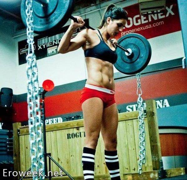 Красивые спортсменки (78 фото)