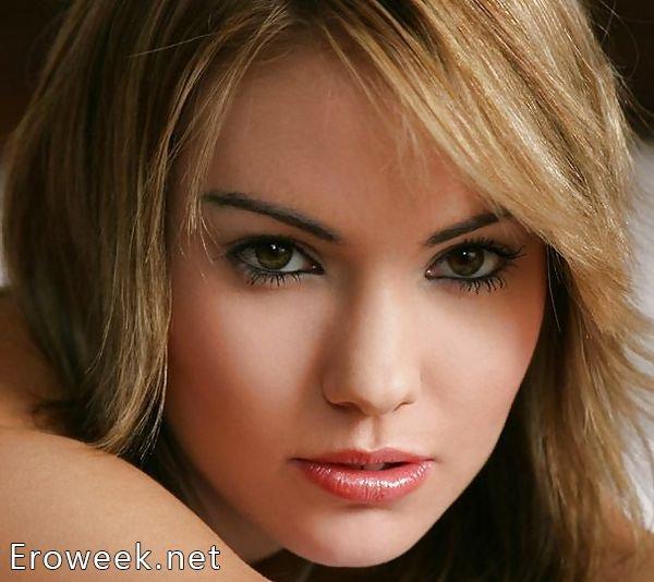 Очень красивые женские лица (64 фото)