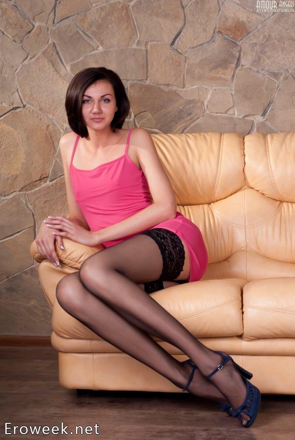 Блудная эротическая модель Nancy (26 фото)