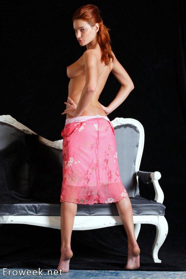 Эротика Petra в атмосфере царской роскоши (15 фото)