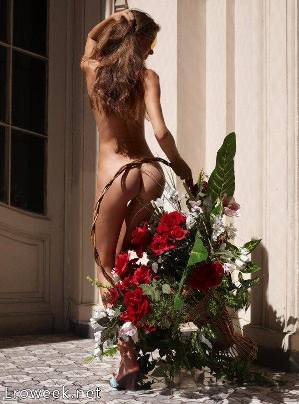 Maria perez erotic flower girl