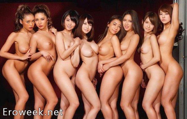 Лесбийские голые вечеринки азиаток (30 фото)