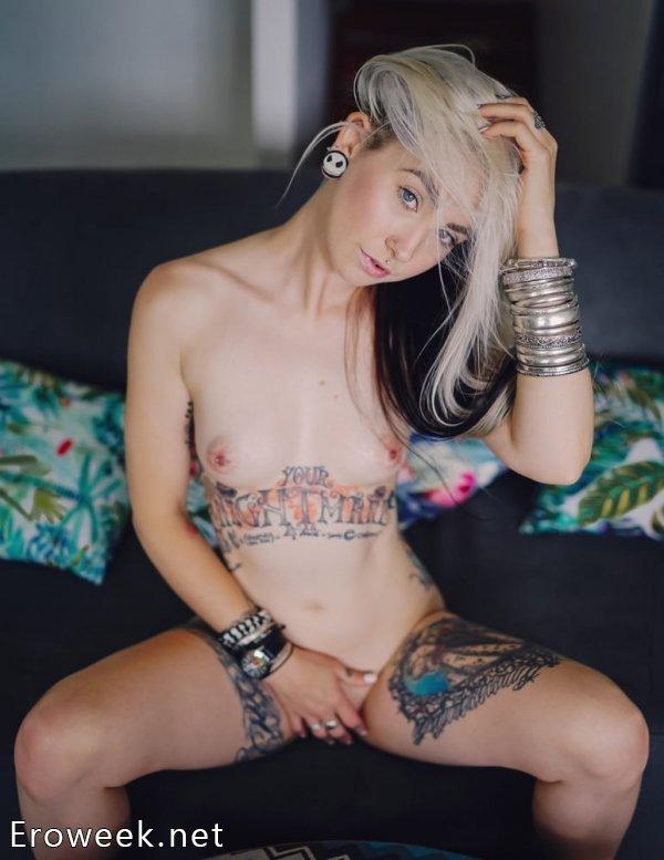 Татуировки на красивых телах женщин (30 фото)
